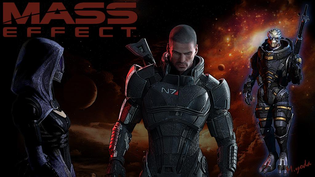 Mass-Effect by zoltan7704