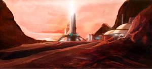 2112TD - Mars terraforming