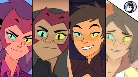 Every Catra Suit Ranked From Worst To Best