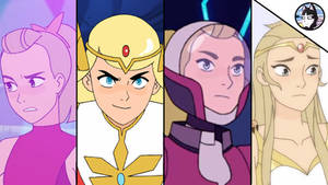 Every Adora-She Ra Suit Ranked From Worst To Best