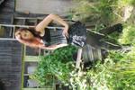 polka dot corset stock 01