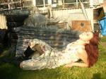 sunbathing stock 01