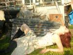 sunbathing stock 02