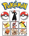 Axel's Pokemon Team