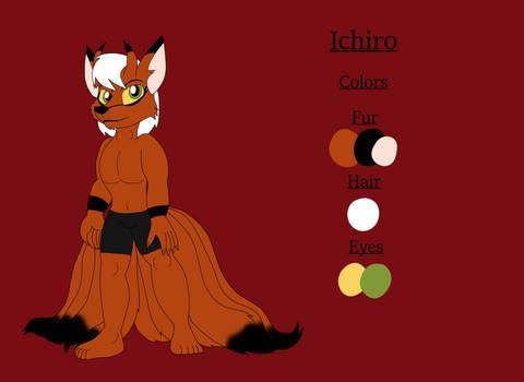 Ichiro Reference Sheet