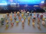 My Pokemon figurines