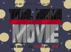Total Drama The Movie Logo