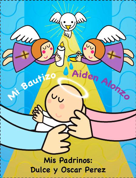 Distroller angelitos bautizo - Imagui