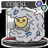 Coboll, Ice Cloud Fakemon