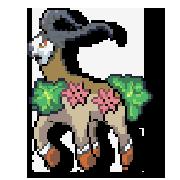 Goadian, the forest Guardian POKEMON by ShiningSunGraphics