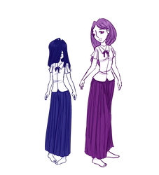 Uniform Sketches by JokarGirl