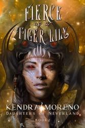 Dark Fantasy Book Cover- Tiger Lily