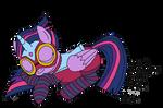 Masked Matter-Horn In Socks (Twilight Sparkle)