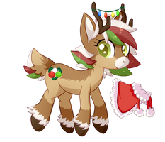 Olive, The Other Reindeer (2) by icey-wicey-1517
