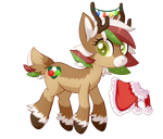 Olive, The Other Reindeer (2)