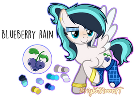Blueberry Rain by icey-wicey-1517