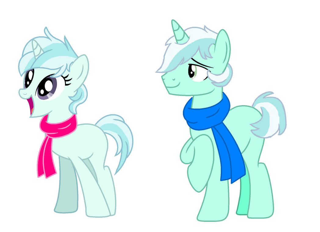 Ski Twins by icey-wicey-1517