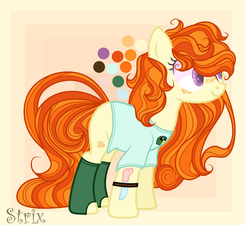 Ginger Crumbs by icey-wicey-1517