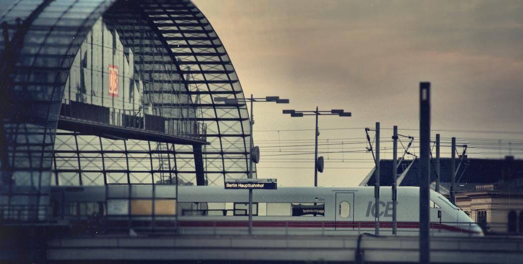 berlin central station by Fr34kZ