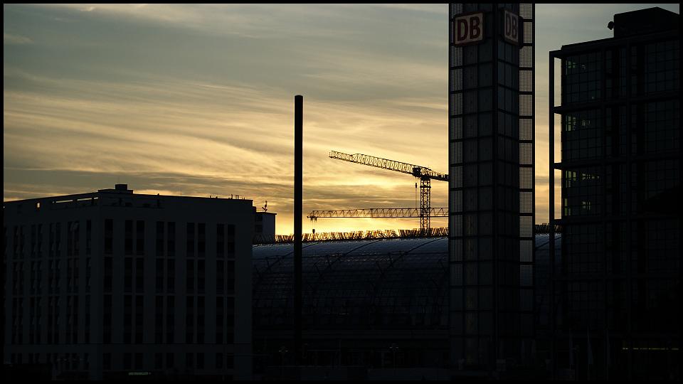 berlin central station 2 by Fr34kZ