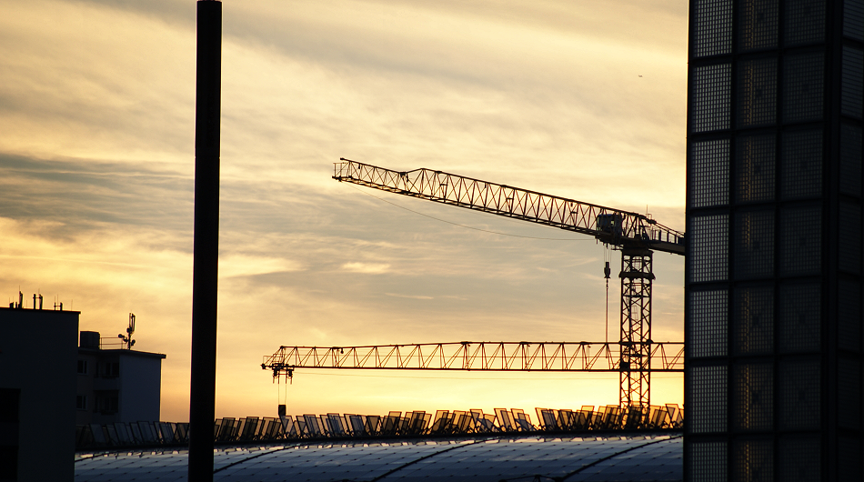 the crane 1 by Fr34kZ