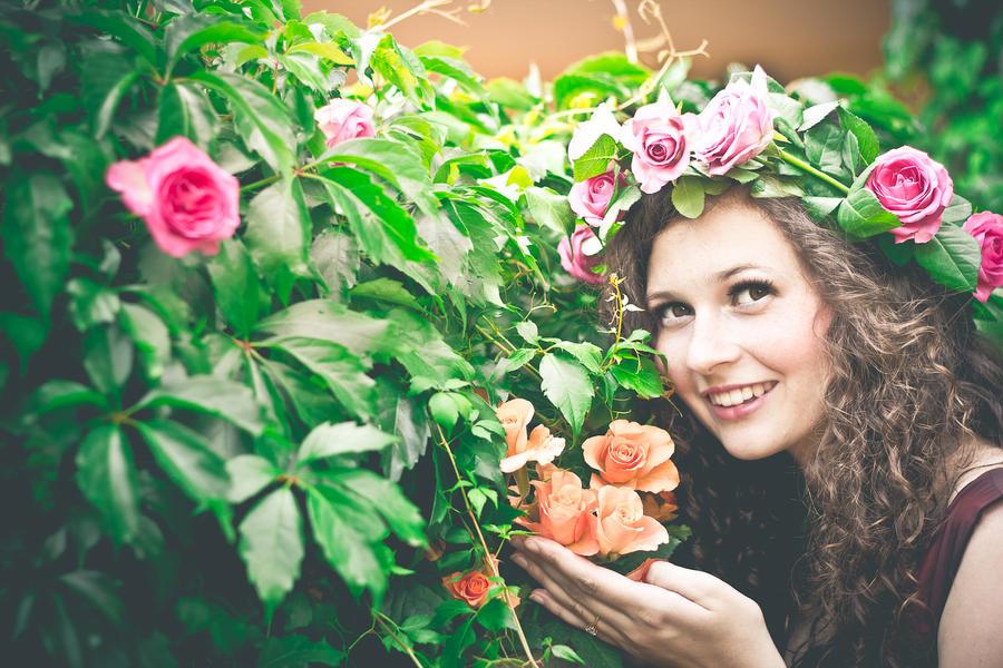Rose I by Fr34kZ