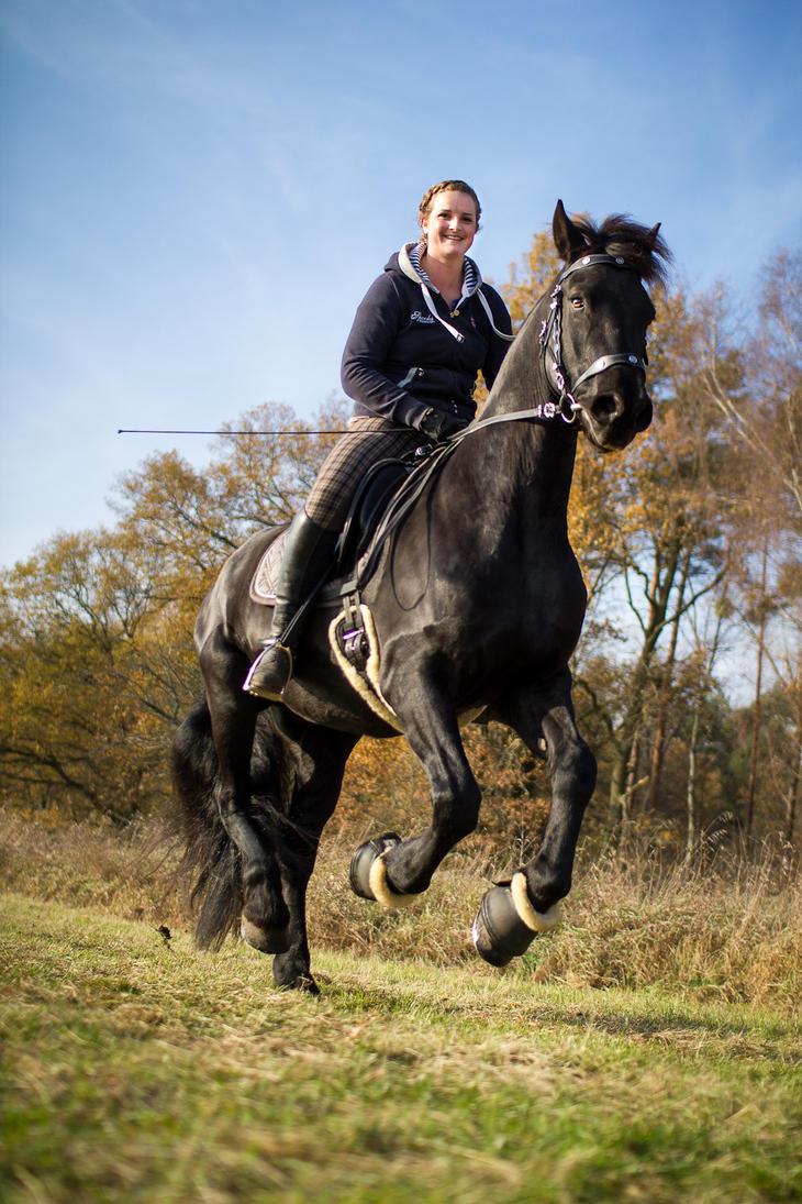 Horsemanship II by Fr34kZ