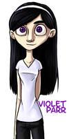 Violet Parr...
