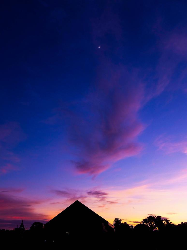 Sunset by Usagi-Hideaki