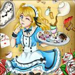 Alice's Coffee by Kingdom-YL
