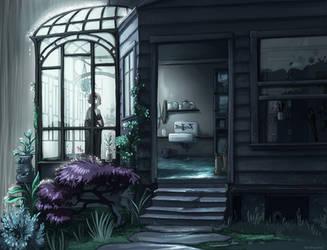 Greenhouse Rain