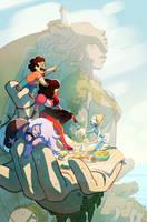 Steven Universe Picnic! by bridgioto