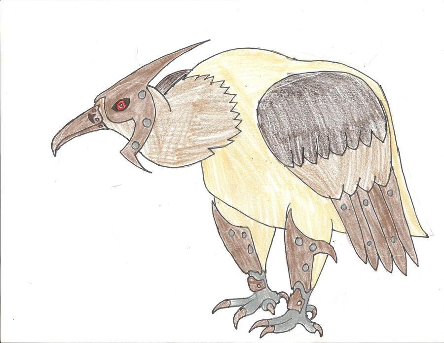 stymphalian birds drawing