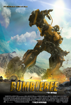 (POSTER THE SPIN OFF OFFICIAL BUMBLEBEE ) FAN MADE