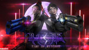 BAYONETTA 3 TIME OF WITCHES