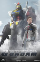 GUNDAM THE MOVIE POSTER OFFCIAL LEGENDARY by TOA316XDNUI-OFFICIAL