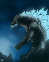 Godzilla 2019 King Of The Monsters