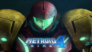 METROID PRIME 4 POSTER COVER by TOA316XDNUI-OFFICIAL