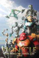 BIONICLE YEARS KEEPING THE LEGENDS ALIVE by TOA316XDNUI-OFFICIAL