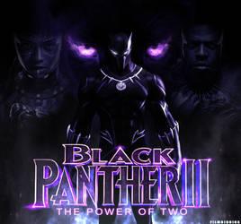 BLACK PANTER 2 POSTER