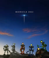 BIONICLE 2022 by TOA316XDNUI-OFFICIAL