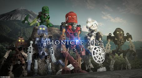 BIONICLE 2022 RISE