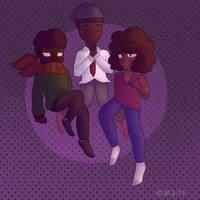Sock Dudes by HerculesMulligan