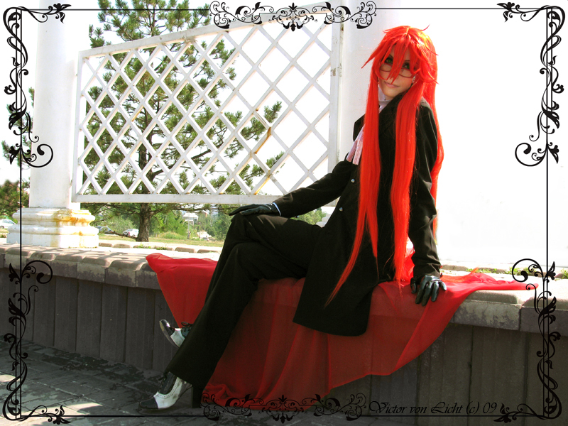 Cosplay: Red The Reaper by Prince-Lelouch