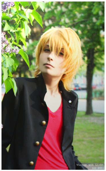 Shizuo school uniform ver. by Prince-Lelouch