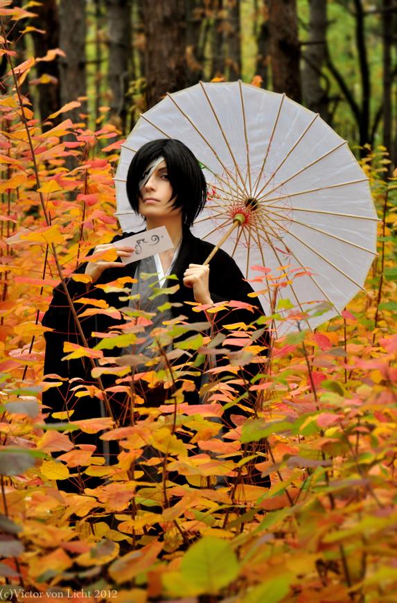 Natsume Yuujichou cosplay: Matoba Seiji by Prince-Lelouch