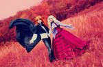 Red garden by Prince-Lelouch