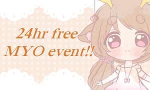 [CLOSED] Hanadeer 24hr MYO Event