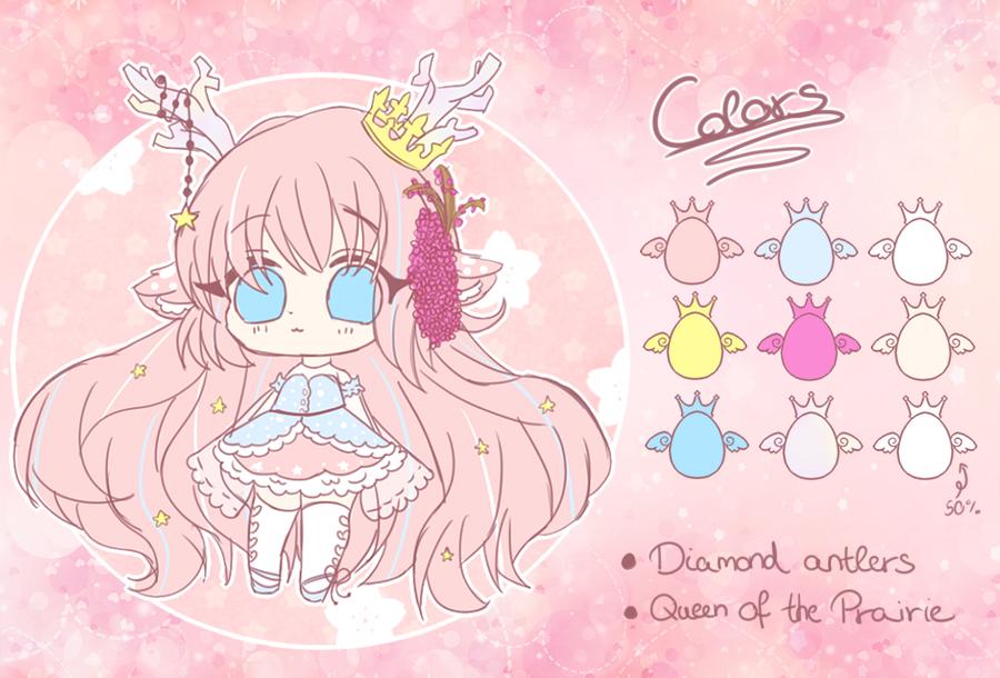 [CLOSED] Princess Hanadeer by mufflins