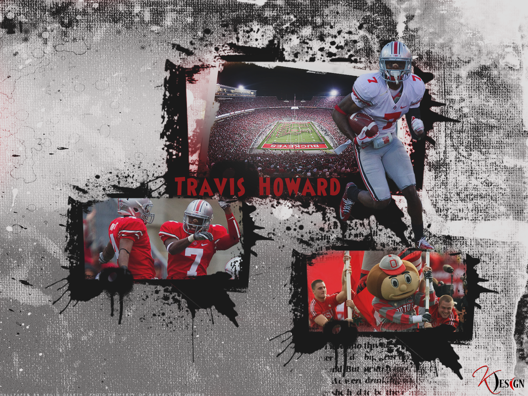 Travis Howard Wallpaper by KevinsGraphics